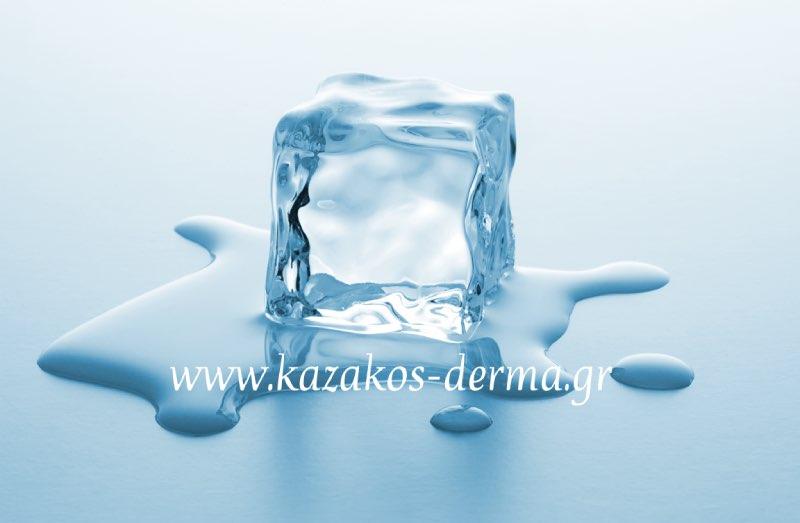 κρυολιπόλυση, κυτταρίτιδα, λιπαναρρόφηση, τοπικό πάχος, δερματολογία